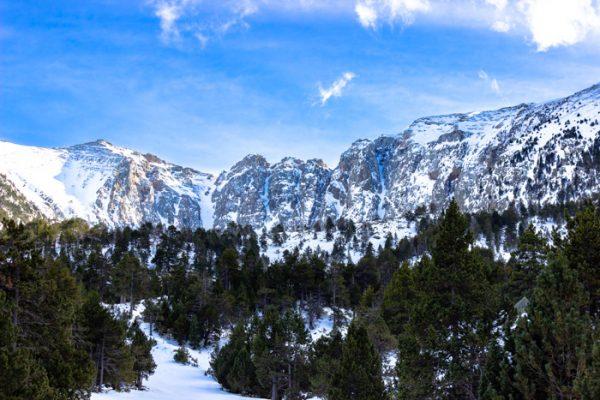 Tirage photo cirque du Cambre d'Aze - Pyrénées Orientales