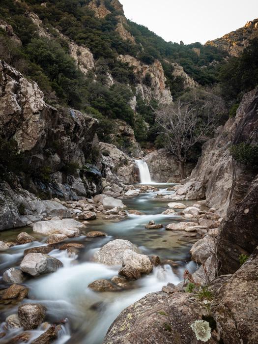 Tirage photo Gorges d'Héric - Haut Languedoc